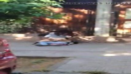 Cojiendo en la calle con putita
