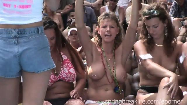 Naked Bikini Contest