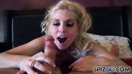 Cum On Hot Blonde's Face - scene 8