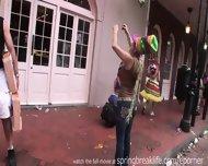 Bourbon Street Party - scene 10