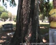 Naked In A Graveyard - scene 4