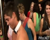 Filthy Hot Sex Partying - scene 8