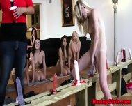 College Lesbos Kinky Box Pleasing Dares - scene 5