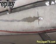 Asians Pee In Alley Way - scene 12