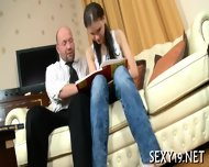 Hot Riding With Mature Teacher - scene 3