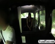 Fraud Driver Tricked His Sexy Customer And Fucked Her - scene 1