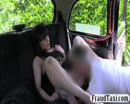 Fraud Driver Tricked His Sexy Customer And Fucked Her - scene 4