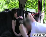 Fraud Driver Tricked His Sexy Customer And Fucked Her - scene 5