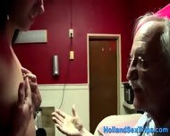 Real Dutch Prozzie Licked - scene 3