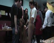Gruelling Public Punishment - scene 12