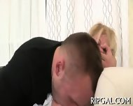 Teen Gets Ass Pounded - scene 10