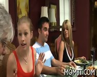 Slutty And Amorous Threesome - scene 6