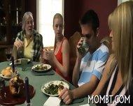 Slutty And Amorous Threesome - scene 7
