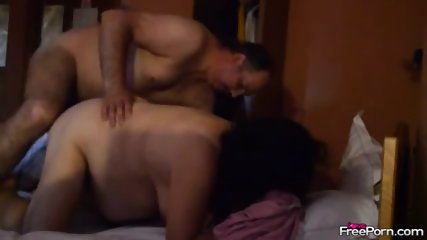 Mature Parents Fucks For Christmas Night - scene 10