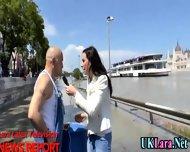 Euro Milf Fucks Stranger - scene 1
