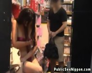 Asian Publicsex Amateur Craving Cock - scene 5
