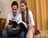 Teen In Shoes Anal Fucked - scene 2