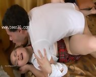 Teen In Shoes Anal Fucked - scene 7