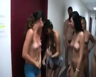 College Horny Students Intercourse In Hall - scene 2