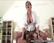Lady Sonia Cum Facial - scene 8