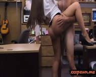 Stunning Babe Pawned Her Pussy And Banged In The Pawnshop - scene 12
