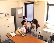 Blackmailed Young Wife 5 - scene 1
