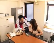 Blackmailed Young Wife 5 - scene 3