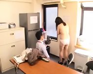 Blackmailed Young Wife 5 - scene 7