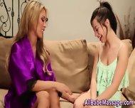 Lesbian Rubs And Oils - scene 1