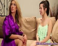 Lesbian Rubs And Oils - scene 3