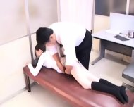 Perverted Doctor Paralyses Patients 4 - scene 4