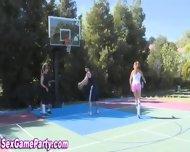 Naked Basketball Sex Game - scene 4