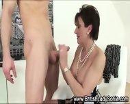 Lady Sonia Eats Cock - scene 12