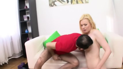 Hard Cock For Young Slut - scene 8