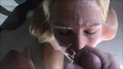 Amateur Facial For My Wife - scene 12