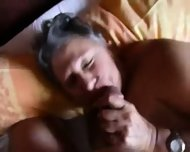 Homeamde Video Granny Gives A Head - scene 9