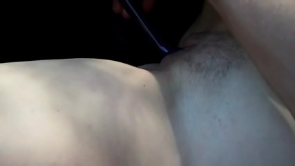 Finishing To Orgasm In Car - scene 5