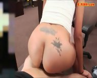 Big Titty Latina Gives Head And Pounded For Some Cash - scene 8