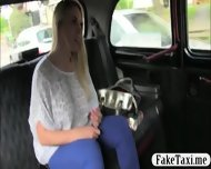 Big Hooters Customer Banged In The Taxi With Pervert Driver - scene 2