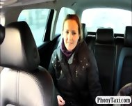 Amateur Wife Ass Fucked And Jizzed On By Pervert Driver - scene 3