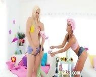 Trio Girl4girl Having Fun - scene 2
