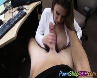 Real Busty Slut Rammed - scene 7