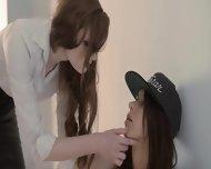 Redhear Lesbian Lover Copulated Hard - scene 1