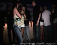 Spring Break Club Girls - scene 9