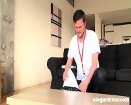 Masseur Fucks His Hot Customer - scene 1