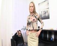 Brutal Sex With Amateur Blonde - scene 3