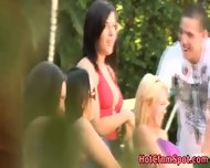 Outdoor Cfnm Party Babes - scene 7