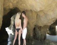 Outdoor Beautiful Sex With Sense - scene 3