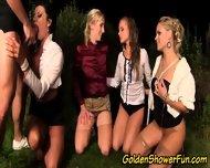 Glam Piss Whores Cumswap - scene 10