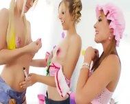 Trio Girl2girl Having Fun - scene 6